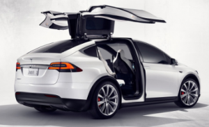 Capture Tesla Model X 2
