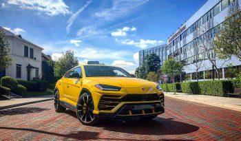 Lamborghini Urus SUV full