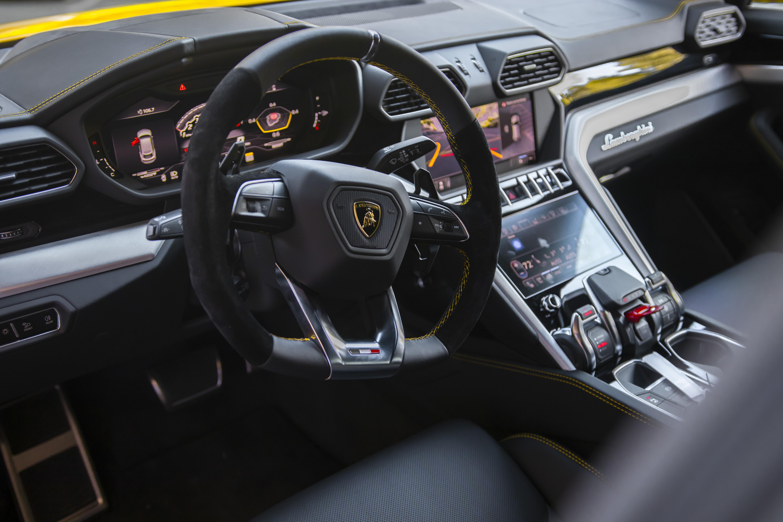 Lamborghini Urus Suv Midway Fleet