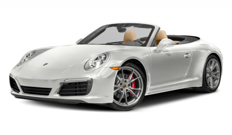 Porsche Carrera 911 Turbo S full